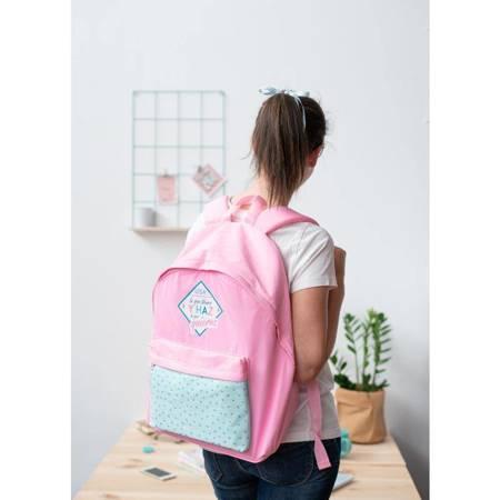 Amelie - Plecak w kolorze pastelowym