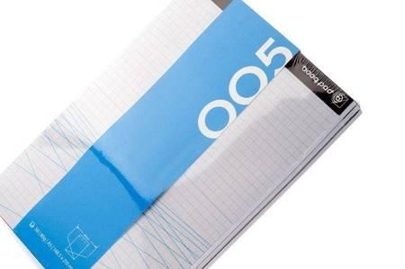 Booq Booqpad - Zeszyty w kratkę (50 kartek każdy)