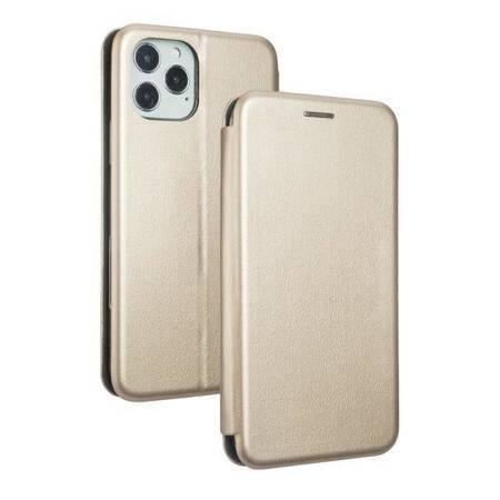 """Etui Book Magnetic iPhone 12/12 Pro 6,1"""" złoty/gold"""