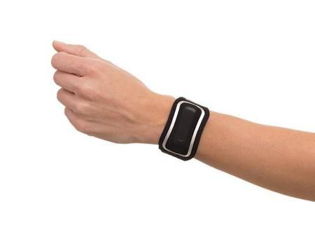 Griffin Sleep Sport Band - Sportowa opaska na rękę do Fitbit, Jawbone i Sony SmartBand (czarny)