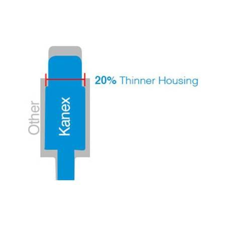 Kanex Lightning USB Charge & Sync - Kabel Apple Lightning MFi 2m (biały)