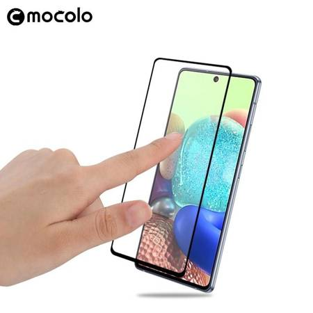 Mocolo 2.5D Full Glue Glass - Szkło ochronne OPPO A52