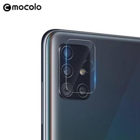 Mocolo Camera Lens - Szkło ochronne na obiektyw aparatu Samsung Galaxy S20 Plus