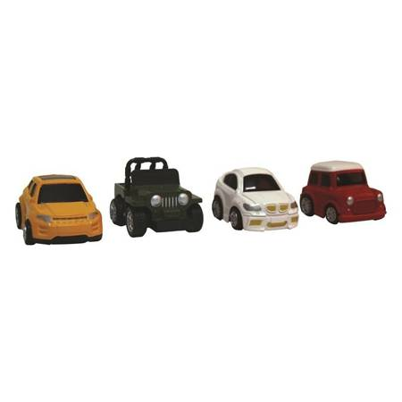 Pojazdy - Metalowe autka - Wybór Losowy