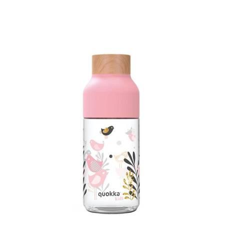 Quokka Ice Kids - Butelka na wodę z tritanu 570 ml (Birds)