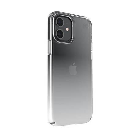 Speck Presidio Perfect-Clear + Ombre -  Etui iPhone 12 / iPhone 12 Pro z powłoką MICROBAN (Clear/Atmosphere Fade)