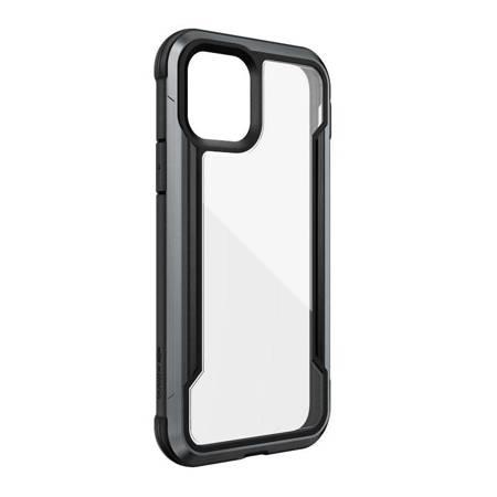 X-Doria Defense Shield - Etui aluminiowe iPhone 11 Pro (Drop test 3m) (Black)