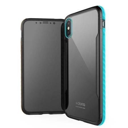 X-Doria Fense - Etui iPhone X (Blue)