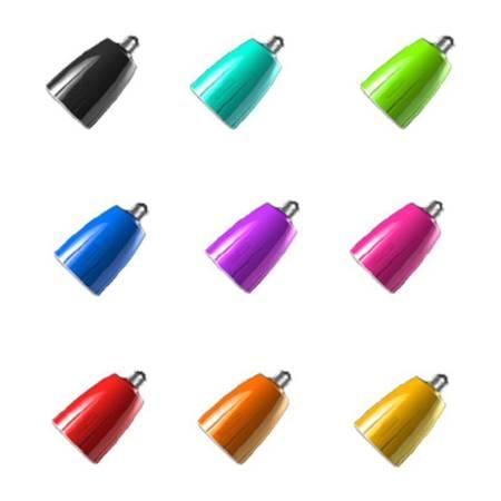 eTIGER Cover Glossy - Nakładka na Cosmic LED lub Cosmic+ (zielony)